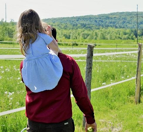 4 проверенных способа, посадить ребенка на шею до своей старости