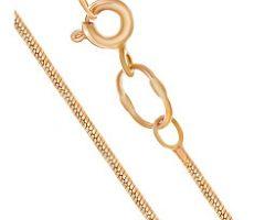 Золотые цепочки и браслеты